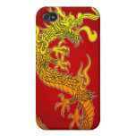 chinese dragon iPhone 4/4S covers
