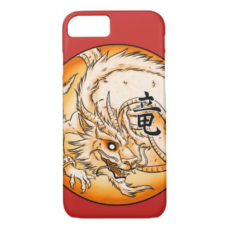 Chinese Dragon iPhone 7 Barely There Case