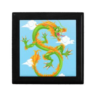Chinese Dragon Keepsake Boxes