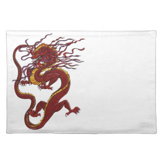 Chinese Dragon Placemat