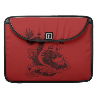 Chinese Dragon Sleeves For MacBook Pro