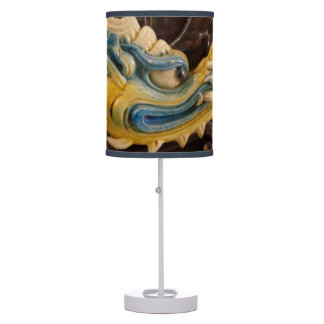 Chinese Dragon Table Lamp