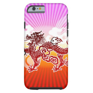Chinese Dragon Tough iPhone 6 Case