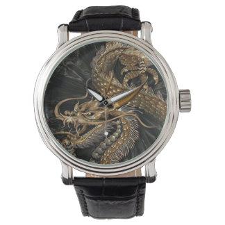 Chinese Dragon Watch