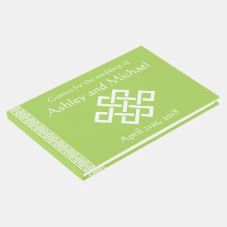 Chinese Elegance in Peridot Guest Book