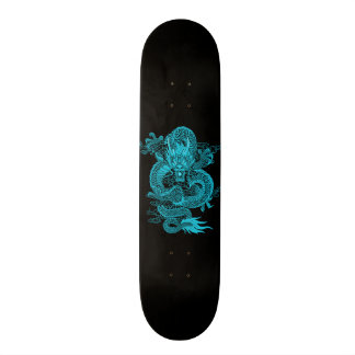 Chinese Emperor Dragon One Element Pro Deck Custom Skate Board