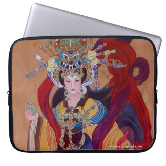 Chinese Empress 15'' Laptop Sleeve