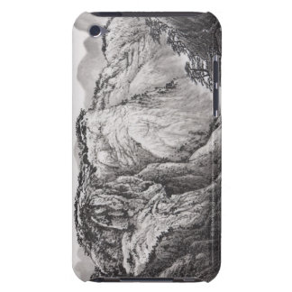 Chinese Fine art,Traditional Chinese iPod Touch Cover