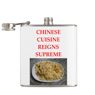 CHINESE FLASKS
