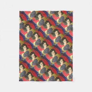 Chinese Fleece Blanket