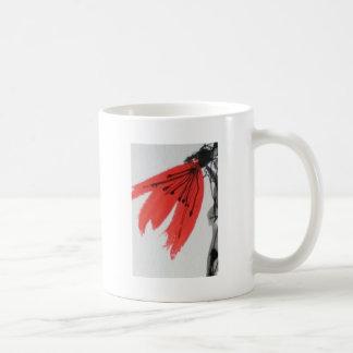 Chinese Flower Mugs