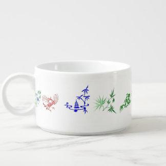 Chinese Folk Designs Bowl