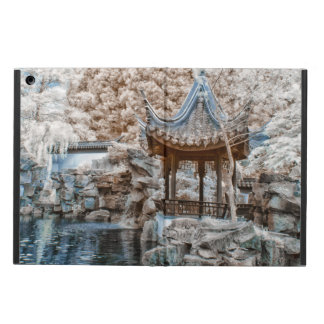 Chinese Garden Infrared iPad Air Cover