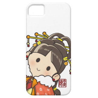 Chinese Girl Case For The iPhone 5