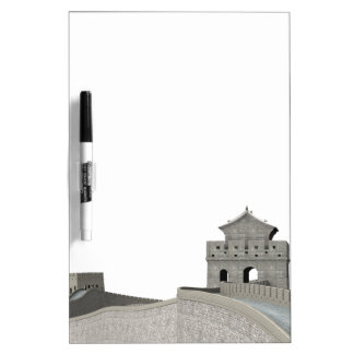 Chinese Great wall Dry Erase Board