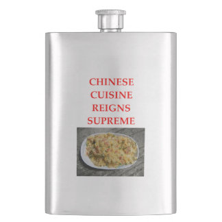 CHINESE HIP FLASK