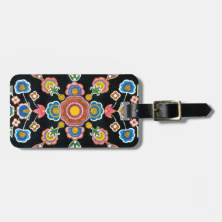 Chinese Kazakh Design 06 Luggage Tag