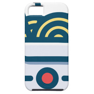 Chinese Kung Pao Noodles iPhone 5 Case