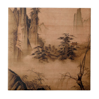 Chinese Landscape - Ma Yuan Tile