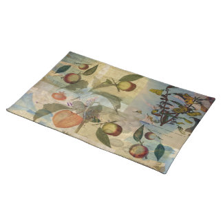 Chinese Lantern Surrounded Placemat