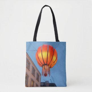Chinese Lantern Tote Bag