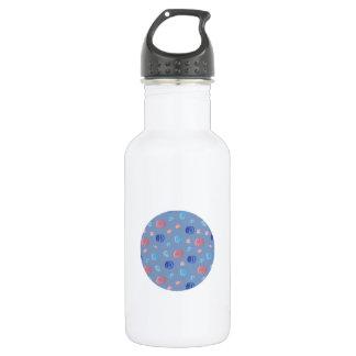 Chinese Lanterns 18 Oz Water Bottle