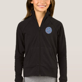 Chinese Lanterns Girls' Practice Jacket