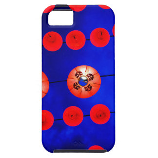 Chinese lanterns iPhone 5 cases