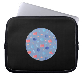 Chinese Lanterns Laptop Sleeve 10''