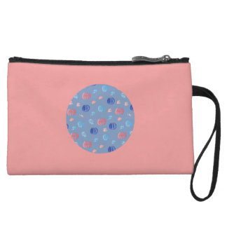 Chinese Lanterns Mini Clutch