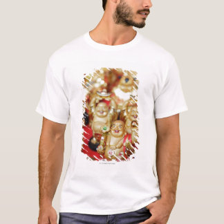 Chinese Laughing Buddhas T-Shirt