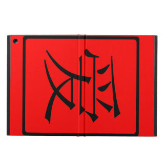 Chinese Love iPad Air Cover