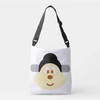 Chinese Male Hat 鮑 鮑 Tote Bag