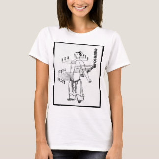 Chinese Medicine chart T-Shirt