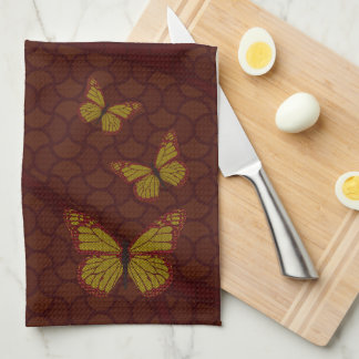Chinese Monarch Hand Towel