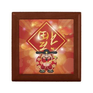 Chinese Money God Giftbox Gift Box