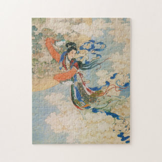 Chinese Moon Goddess puzzle