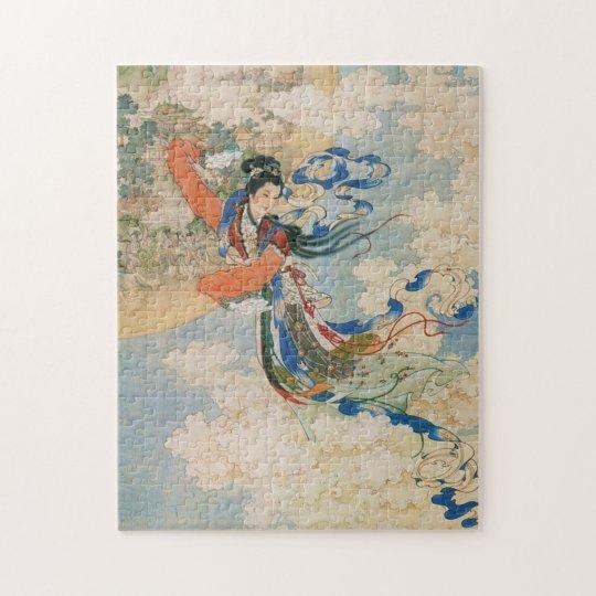 Chinese Moon Goddess puzzle