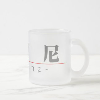 Chinese name for Antoine 20421_3.pdf Frosted Glass Coffee Mug