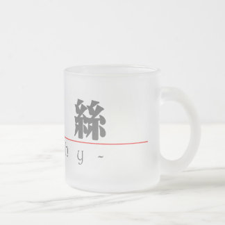 Chinese name for Cathy 20057_3.pdf Frosted Glass Coffee Mug