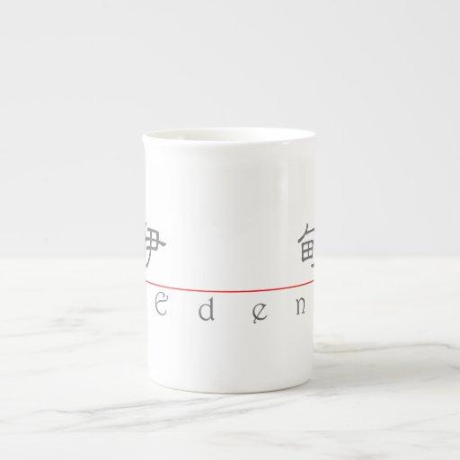 Chinese name for Eden 20095_2.pdf Porcelain Mugs