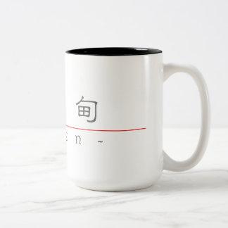 Chinese name for Eden 20095_2.pdf Two-Tone Coffee Mug