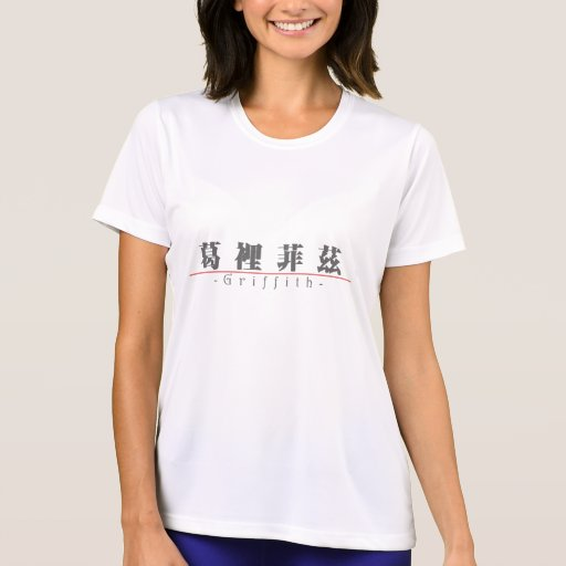 Chinese name for Griffith 20608_3.pdf T-shirt