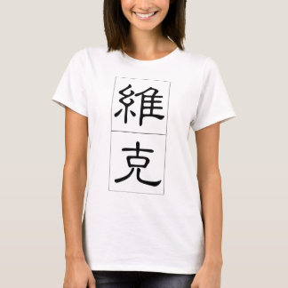 Chinese name for Vic 20853_2.pdf T-Shirt