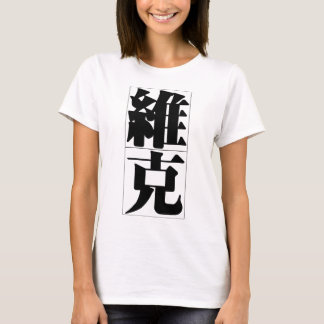 Chinese name for Vic 20853_3.pdf T-Shirt
