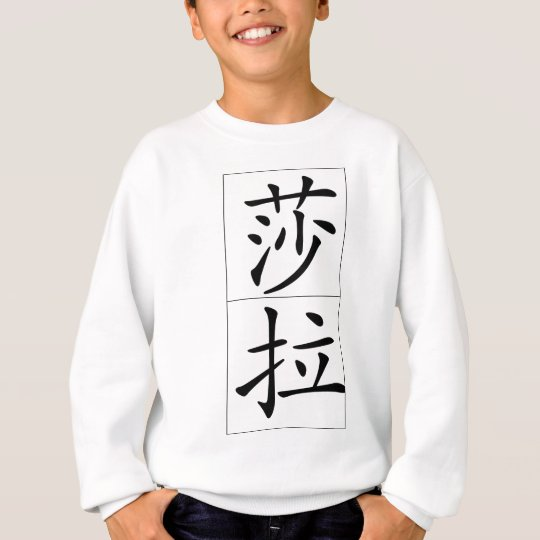 Chinese name for Zara 20385_1.pdf Sweatshirt