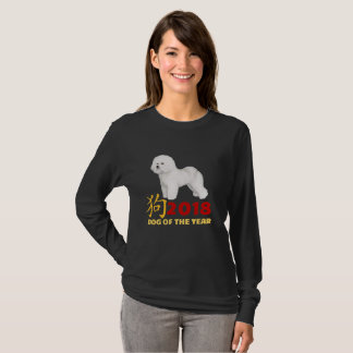 Chinese New Year. AKC Winner Bichon Frise T-Shirt
