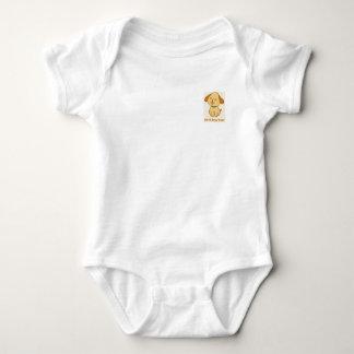 Chinese new year baby bodysuit