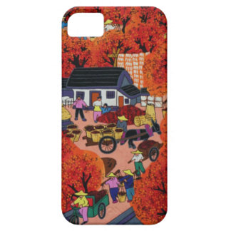 Chinese New year,Chinese village iPhone 5 Case