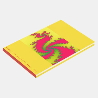 Chinese New Year Dragon Guestbook